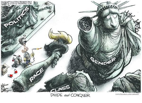 race cartoon